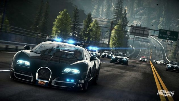 Need for Speed Rivals is een absolute topper