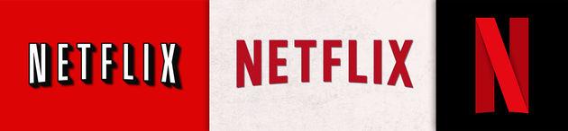 netflix-logo's