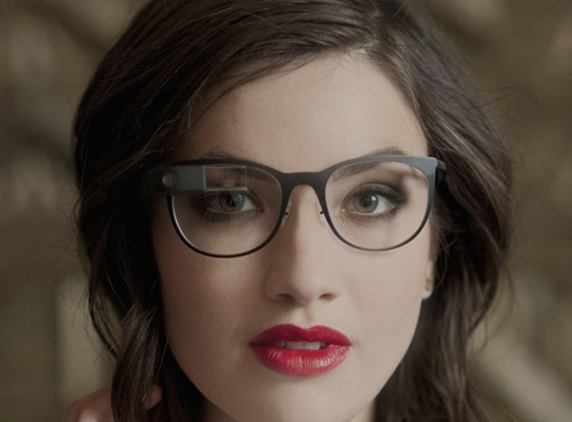 'New Frames & Shades' voor Google Glass