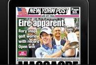 New York Post stopt weergave website op iPad