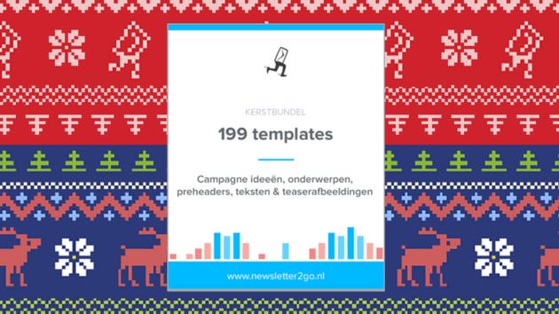 Newsletter2Go NL kerstbundel