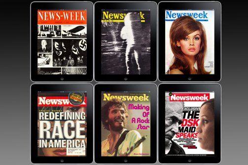 Newsweek neemt afstand van print en richt zich op digitaal