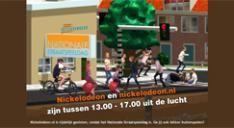 Nickelodeon op zwart