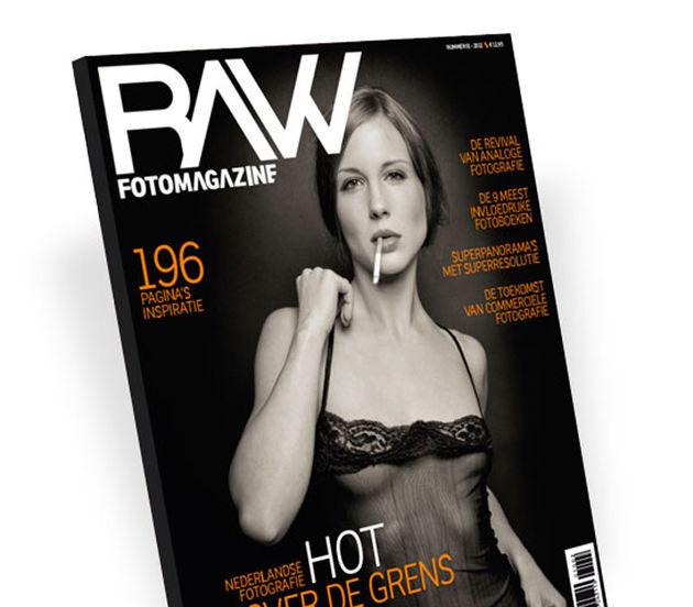 Nieuw fotomagazine RAW