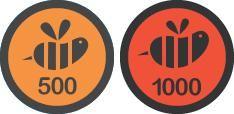 Nieuwe badges voor FourSquare