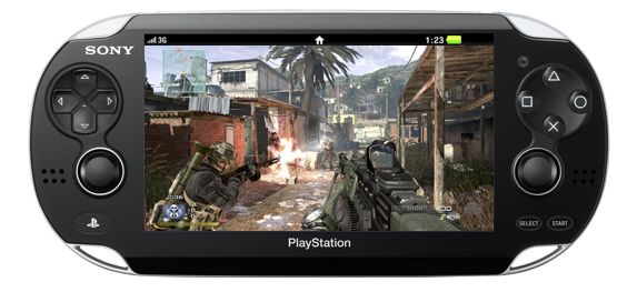 Nieuwe Playstation Portable krijgt Call of Duty en andere knallers