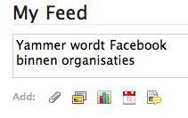 Nieuwe versie Yammer wordt social collaboration platform