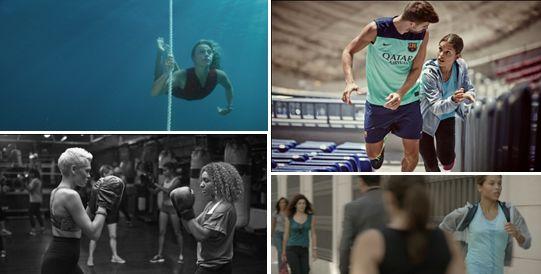 Nike inspireert vrouwen to #Justdoit