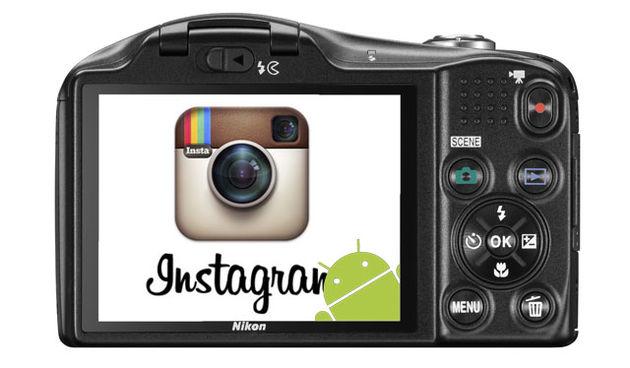 Nikon bezig met Android-fototoestel: Instagram op je camera?