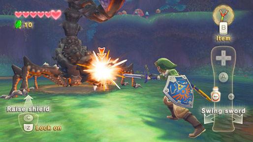Nintendo kondigt Zelda: Skyward Sword aan