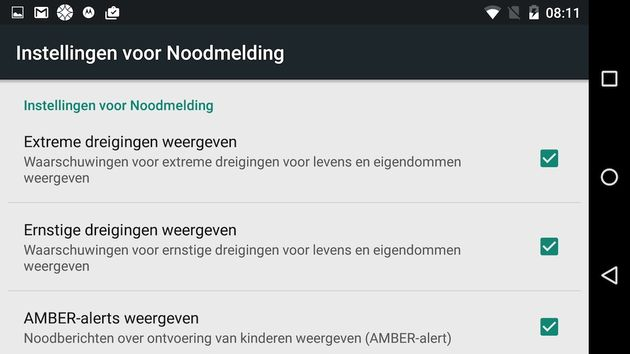 NL-Alert-Android