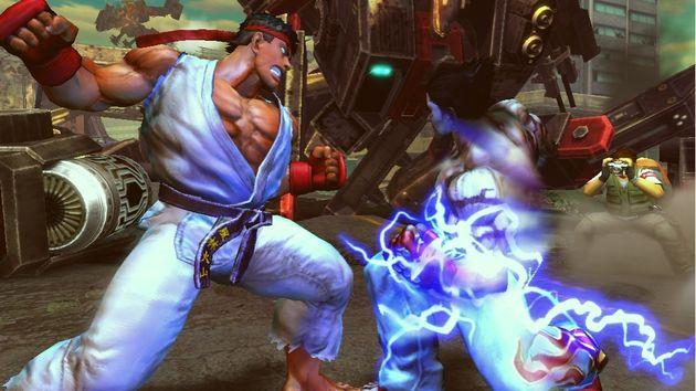 Nog meer karakters voor Street Fighter X Tekken: we zijn er bijna