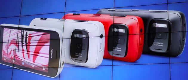 Nokia 808 PureView met 41 megapixel camera