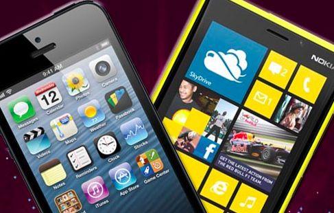 Nokia 'bashes' Apple in nieuwe TV reclame