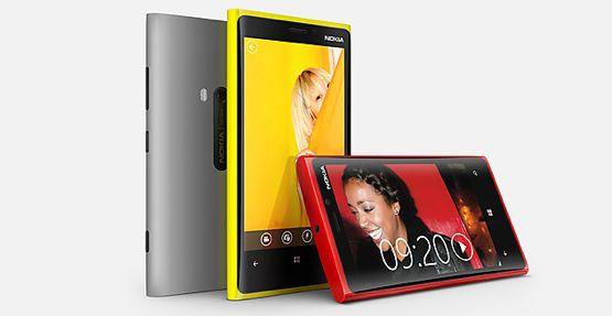 Nokia bevestigt plannen voor Windows Phone 8 met de nieuwe Lumia 920