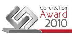 Nominaties Co-creation Award 2010 bekend