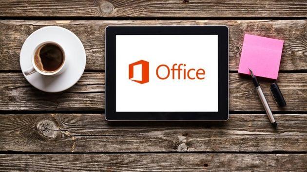 Office voor iPad 27 miljoen downloads in 1,5 maand