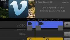 Officiële Vimeo iPhone app beschikbaar