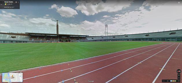 Olympisch-stadion-Street-View