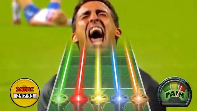 Omdat we gewonnen hebben: Vuvuzela Hero