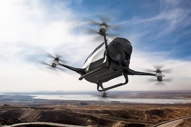 one-seater-drone-