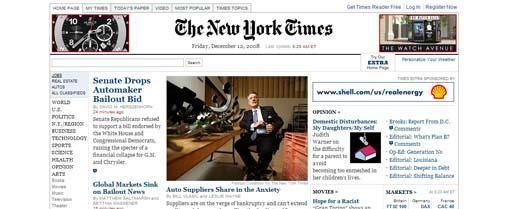 Online lezer levert uitgever niet veel op