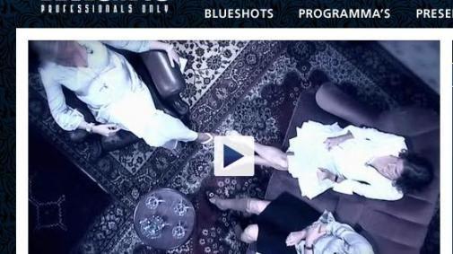 Online TV Blue Shots gelanceerd