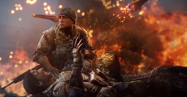 Ook Battlefield 4 kampt met serverproblemen