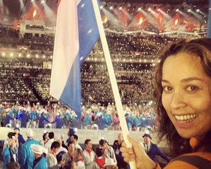 Op Twitter is Kromowidjojo de populairste Nederlandse olympiër