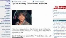 Ophef over Oprah via Digg