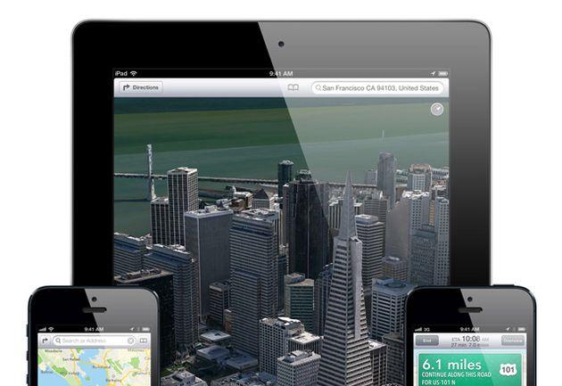 Oslo mag niet op Apple Maps