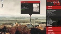 Oud Amersfoort in kaart gebracht