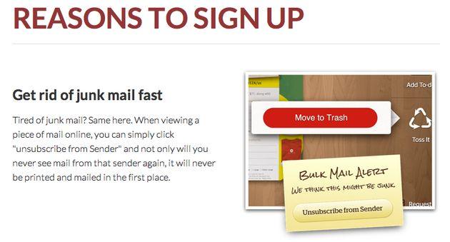Outbox, Postbode 2.0