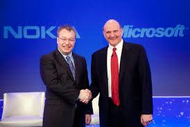 Overname Nokia:weg vrij voor Stephen Elop als opvolger van Steve Ballmer