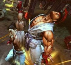 P-Column: Kung Fu fighting