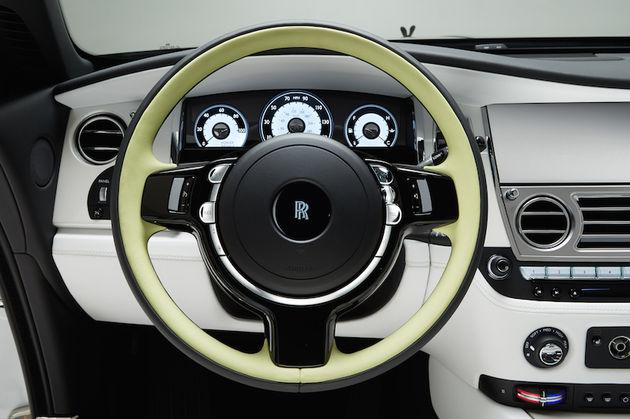 Rolls-Royce Wraith Inspired By Fashion 8