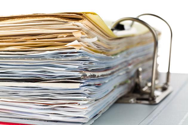 papieren-factuur