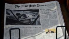 Papieren versie New York Times verdwijnt