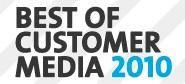 Paul Kurzeja keynote spreker tijdens Best of Customer Media