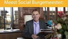 Peter Rehwinkel 'meest social' burgemeester
