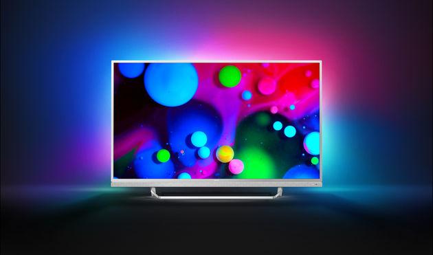 Nieuwe Philips OLED Ambilight-televisie legt de lat nog een stuk hoger