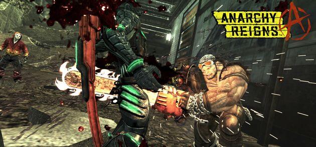 Platinum games onthult online beat'em'up Anarchy Reigns