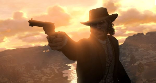 Play me Tender: Red Dead Redemption (video review)