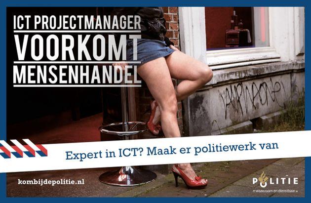 Politiewerk is óók werk voor ICT'ers [adv]