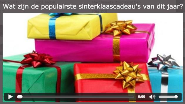 populaire-sinterklaascadeau's