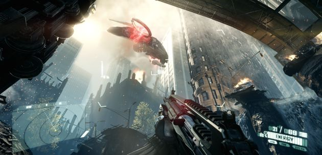 Preview: Crysis 2 is bovengemiddeld aardig