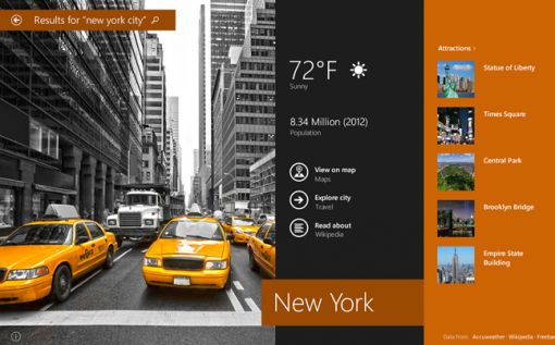 preview windows 81 app