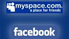 Privacylek op Facebook en Myspace