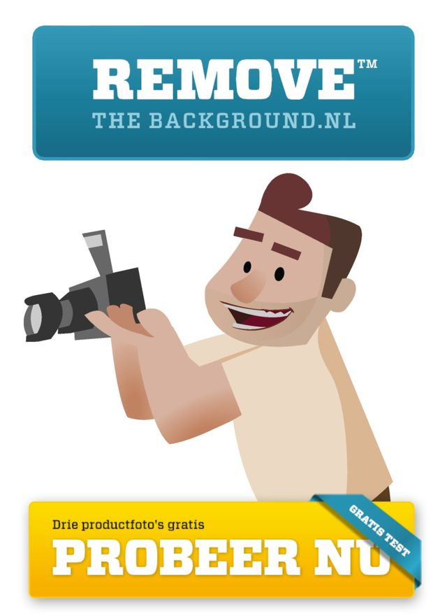 Productfoto's bewerken met 'Remove the Background' [Adv]