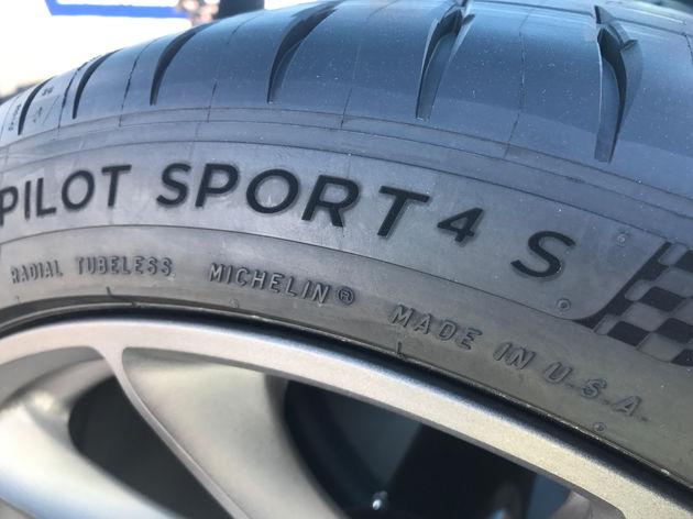 De nieuwe Michelin Pilot Sport 4 S